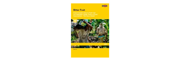 Bitter fruit